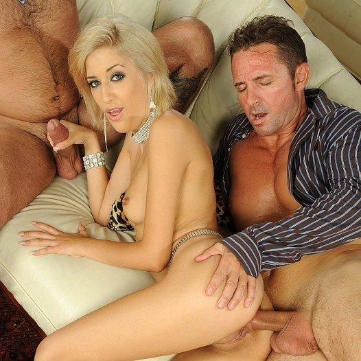 Szendvics-szex – Blanche