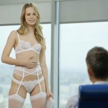 Jillian Janson - új fehérneműm és análszex